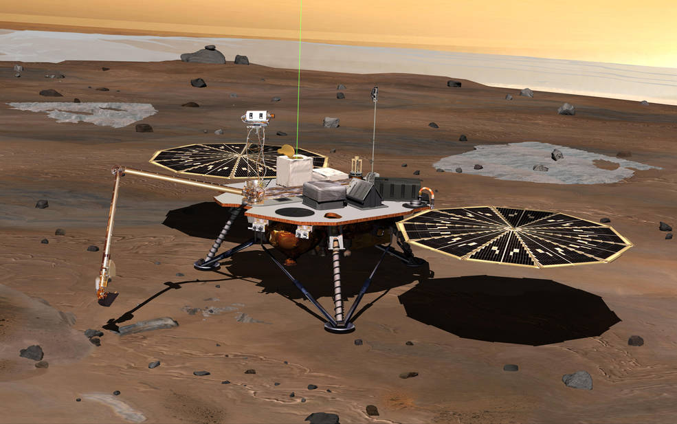 NASA to get solar power on mars night and day