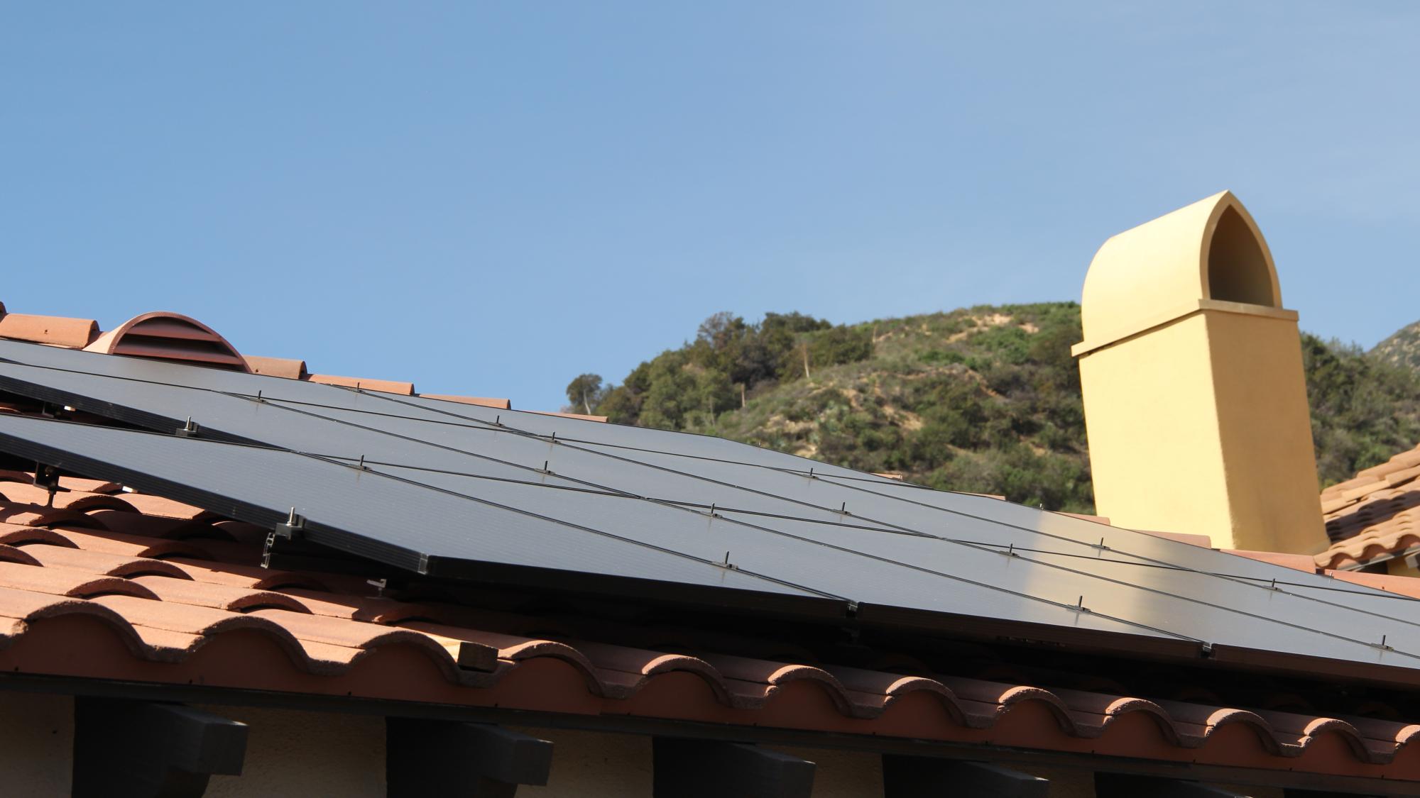 Better Looking Solar Panel