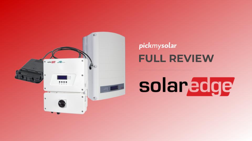 SolarEdge Inverter Complete Review