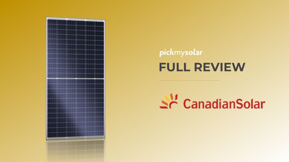 Here's our comprehensive review of Canadian Solar