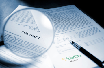 SolarCity MyPower Contract Review