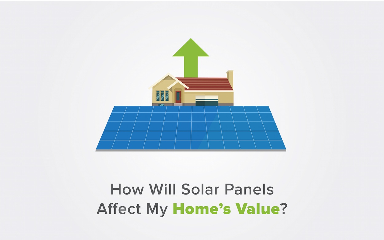 How Will Solar Panels Affect My Home's Value