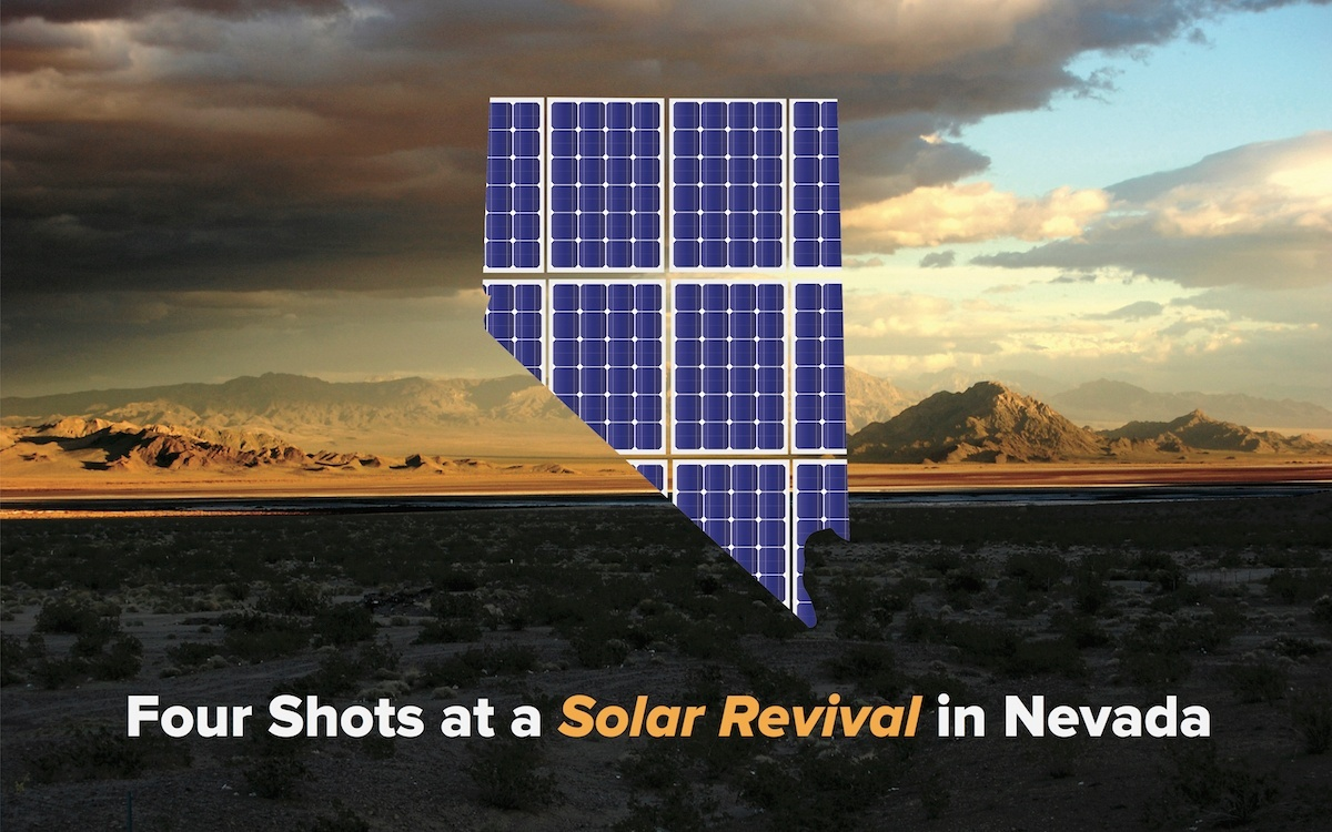 Nevada Solar Revival