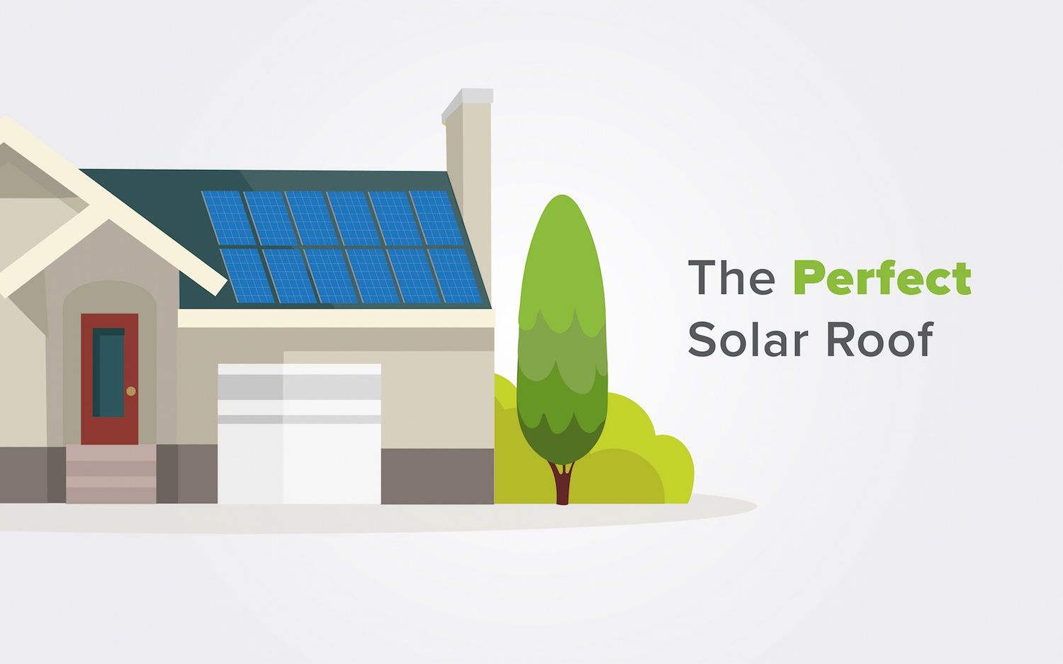 What is the perfect solar roof?