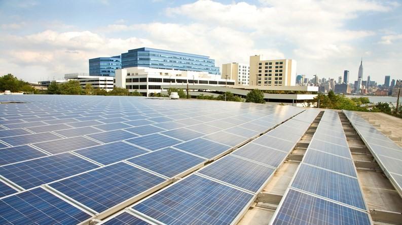 Community Solar Farms like this installation Gain Popularity in New York