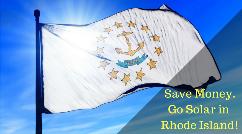 It 39 S Time To Consider Going Solar In Rhode Island