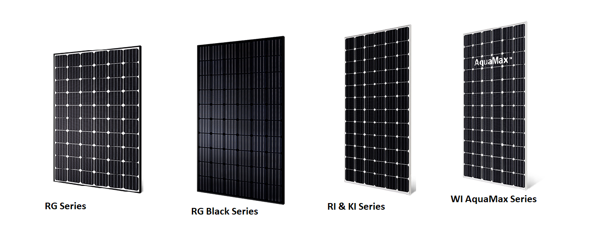 Hyundai Solar Panels Options