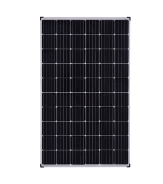 JA Solar Double Glass Panel