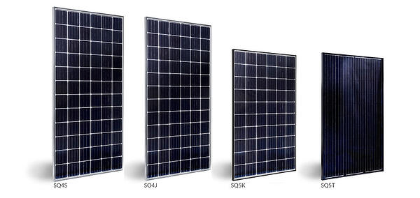 Mission Solar Energy's Modules
