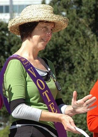 Senator Nancy Skinner