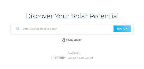 Home Solar Cost Estimator