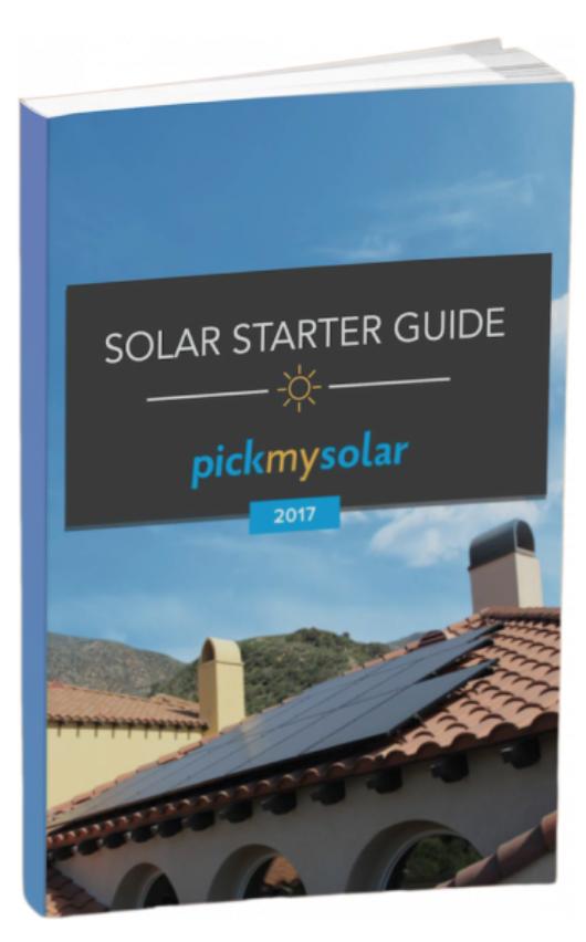 Solar Starter Guide