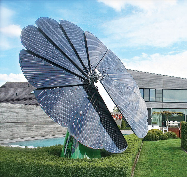 Smartflower Solar Review The True Cost Of A Solar Flower