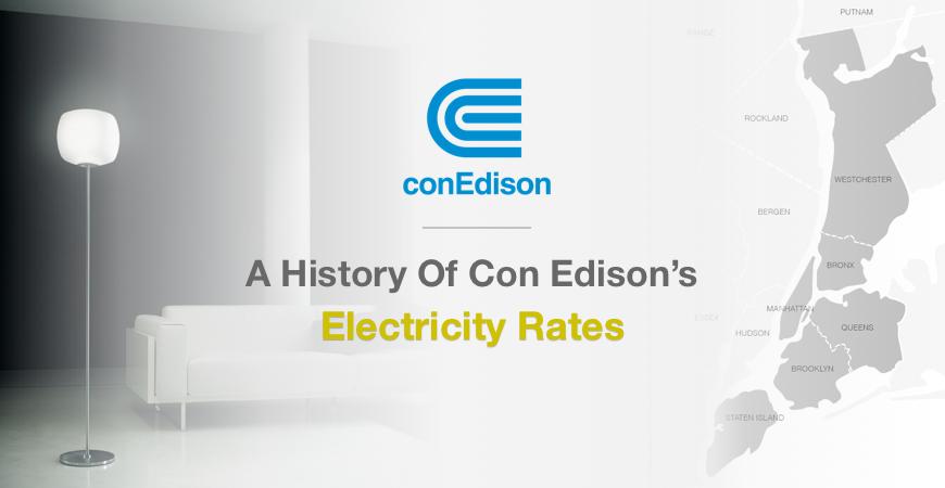 ConEdison Electricity Rates
