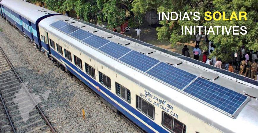 India's solar initiatives