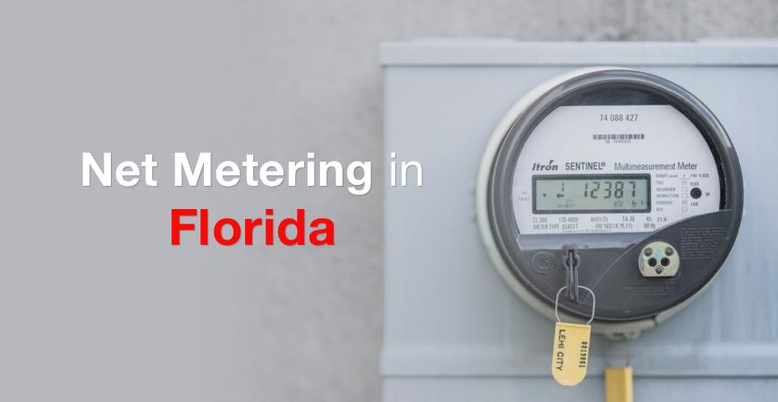 Net metering policies in Florida