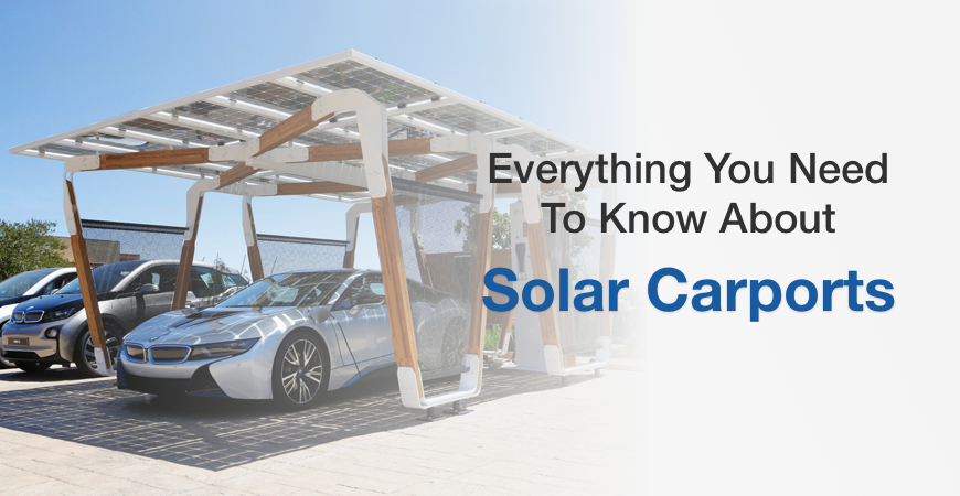 Everything you need to know about solar carports