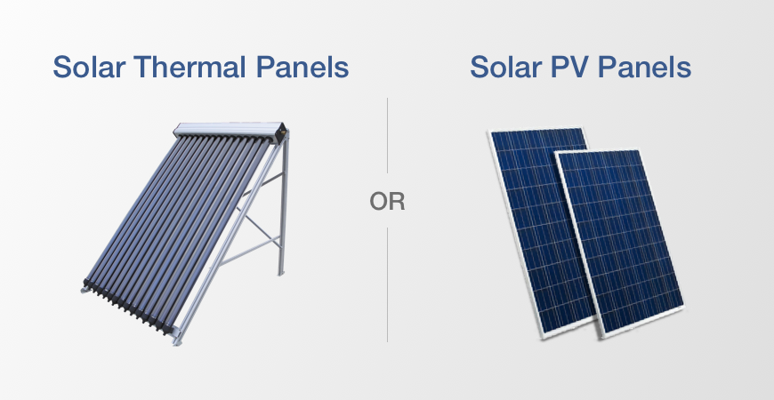 Should I Get a Solar Thermal System Instead of a PV System?