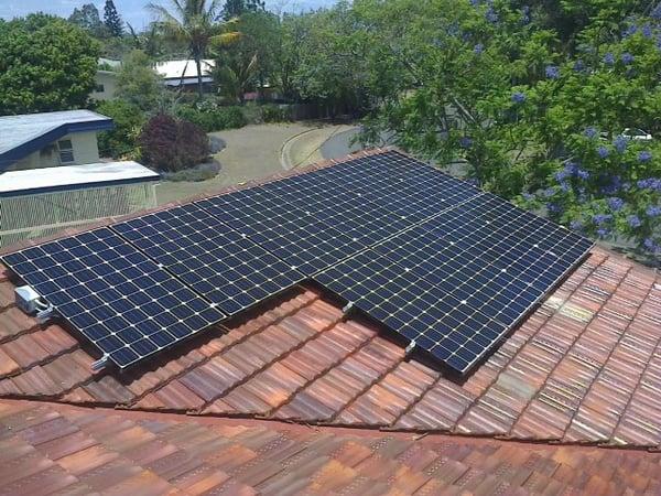 Jinko 290 Watt Panels