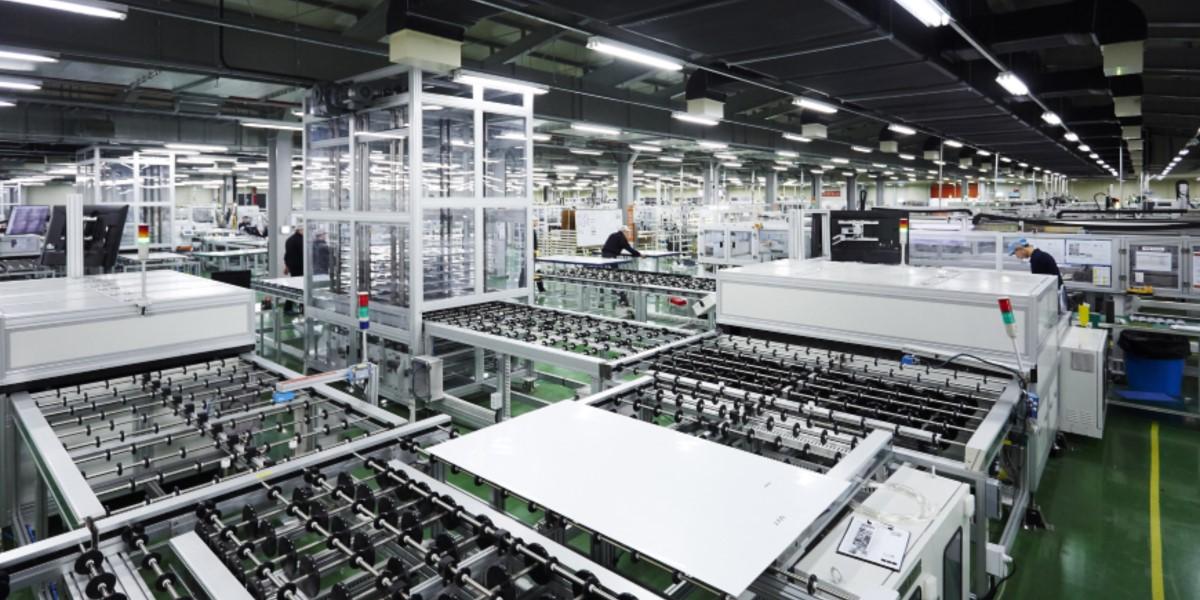 Hanwha Q CELLS Factory