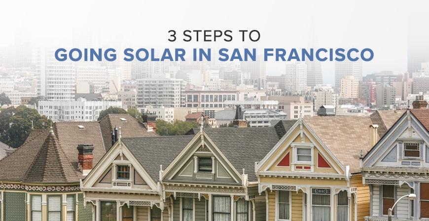 Going Solar in San Francisco