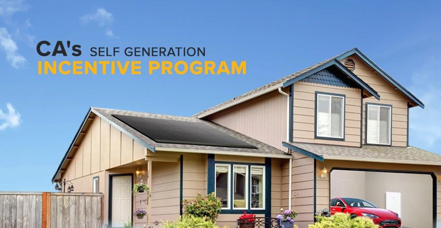 California's Self Generation Incentive Program