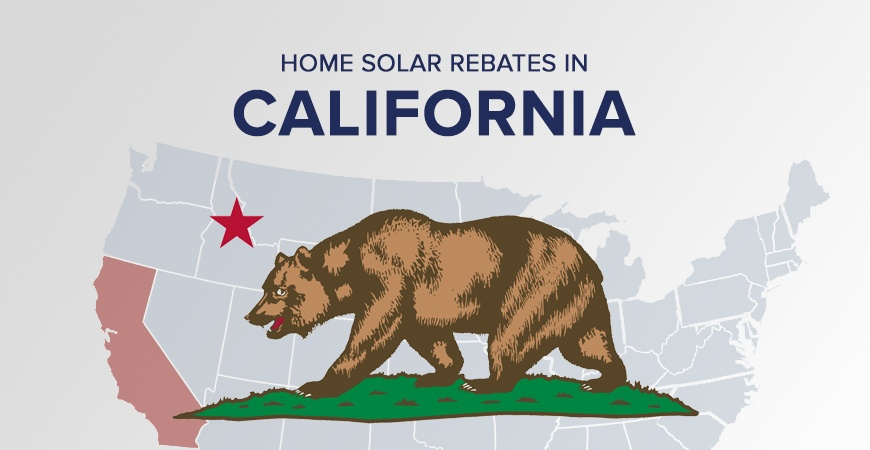 Solar Rebates in California
