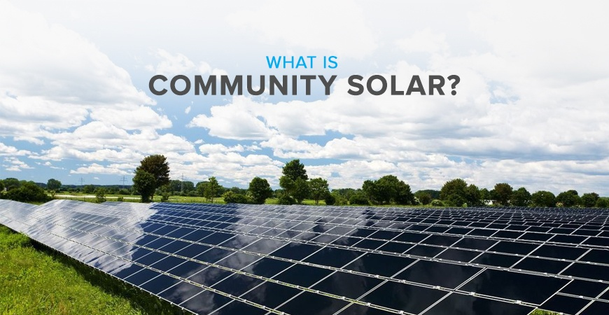 What is Community Solar in United States