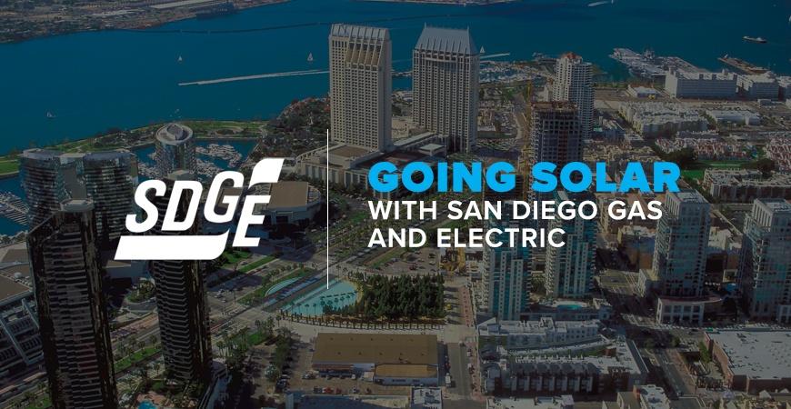 San Diego Gas and Electric Solar