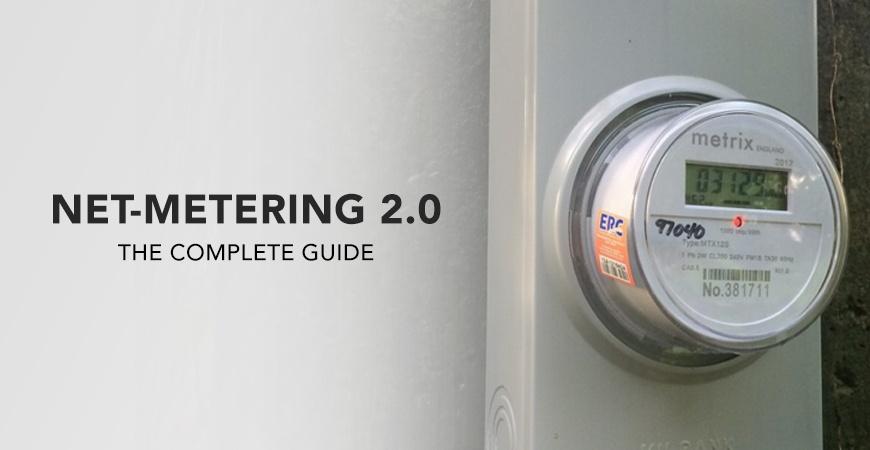 Net Energy Metering 2 Complete Guide