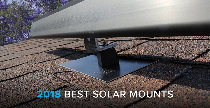 2018's Best Home Solar Mounting Systems