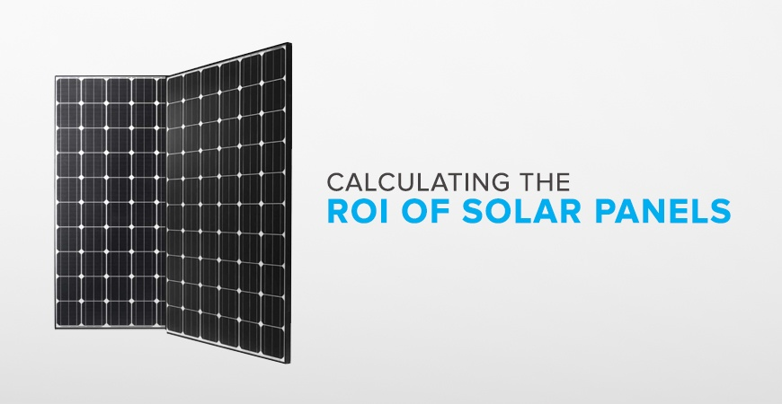 ROI of Solar Panels