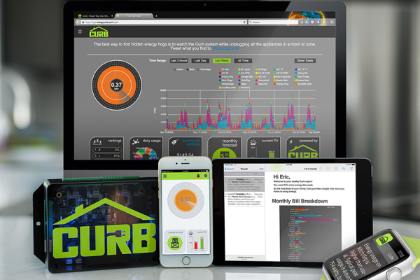 Curb Energy Monitor