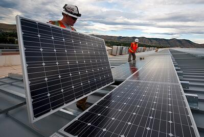 Metal Roofing and Solar