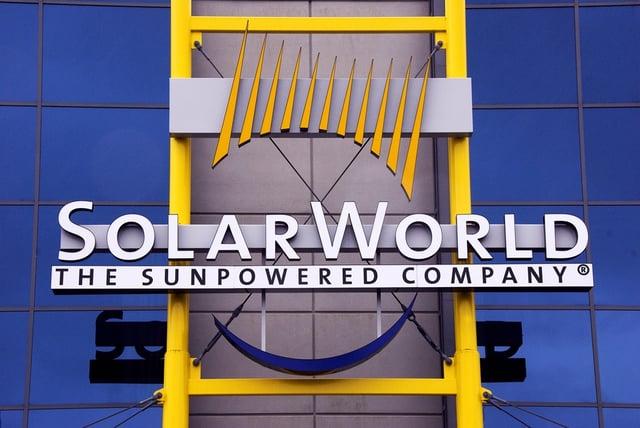 SolarWorld the Sunpowered Company