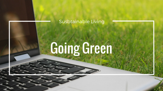 Going green 5 ways to live a sustainable lifestyle as a for Ways to live green