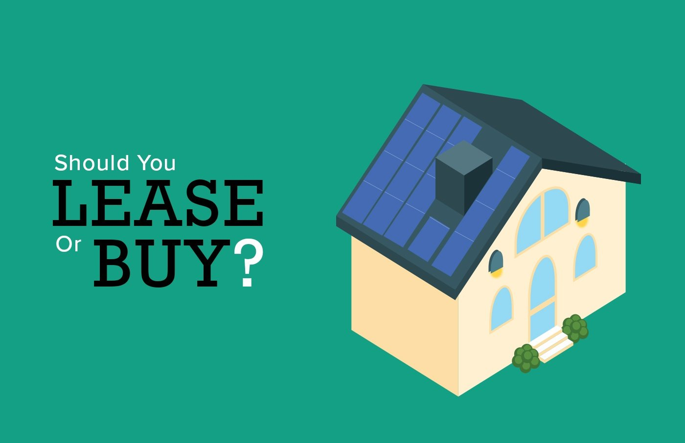 Solar Borrowing 101: Lease vs Purchase