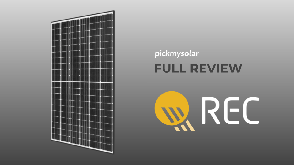 REC Solar Panels: The Complete Review