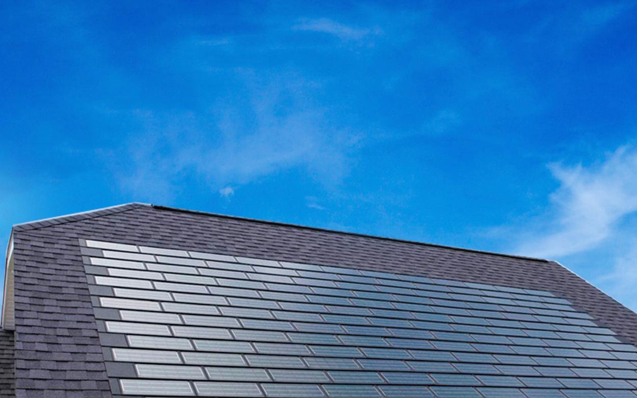 Tesla S Solar Roof Rivals