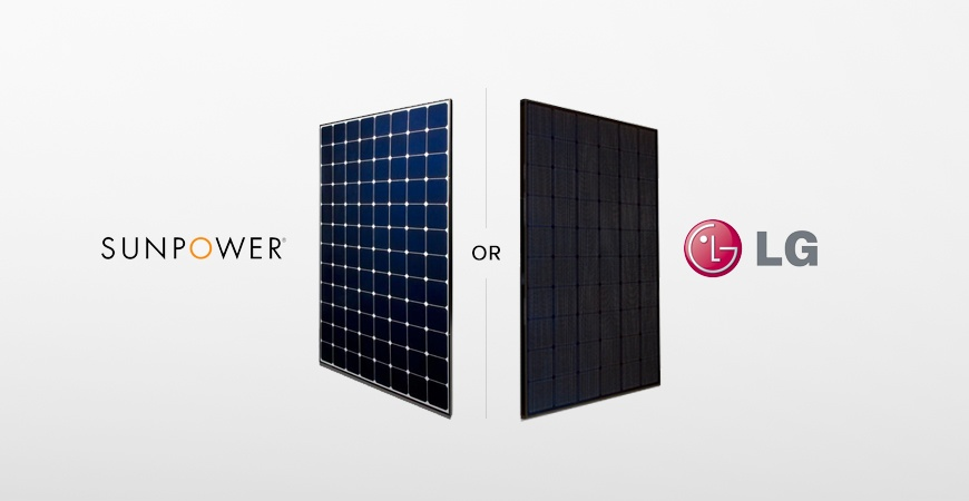 SunPower Solar Panels vs  LG Solar Panels - 2018 Update