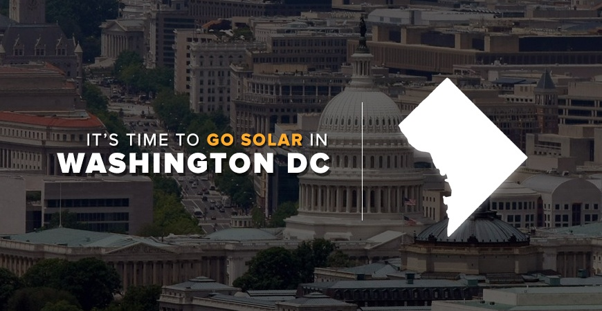 It's Time to Consider Going Solar in Washington D.C.