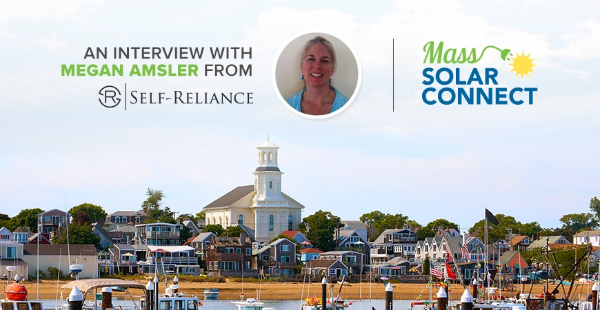 An Interview with Self-Reliance's Megan Amsler