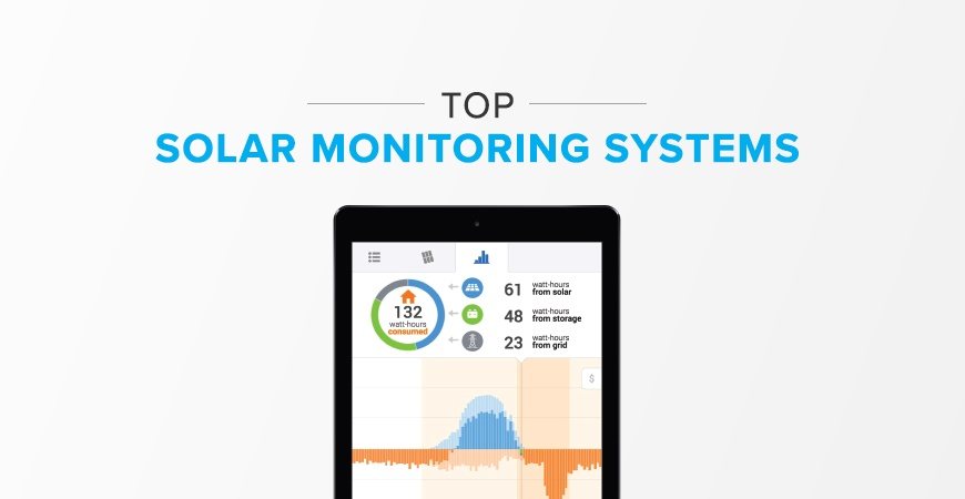 2018's Top Solar Monitoring Systems
