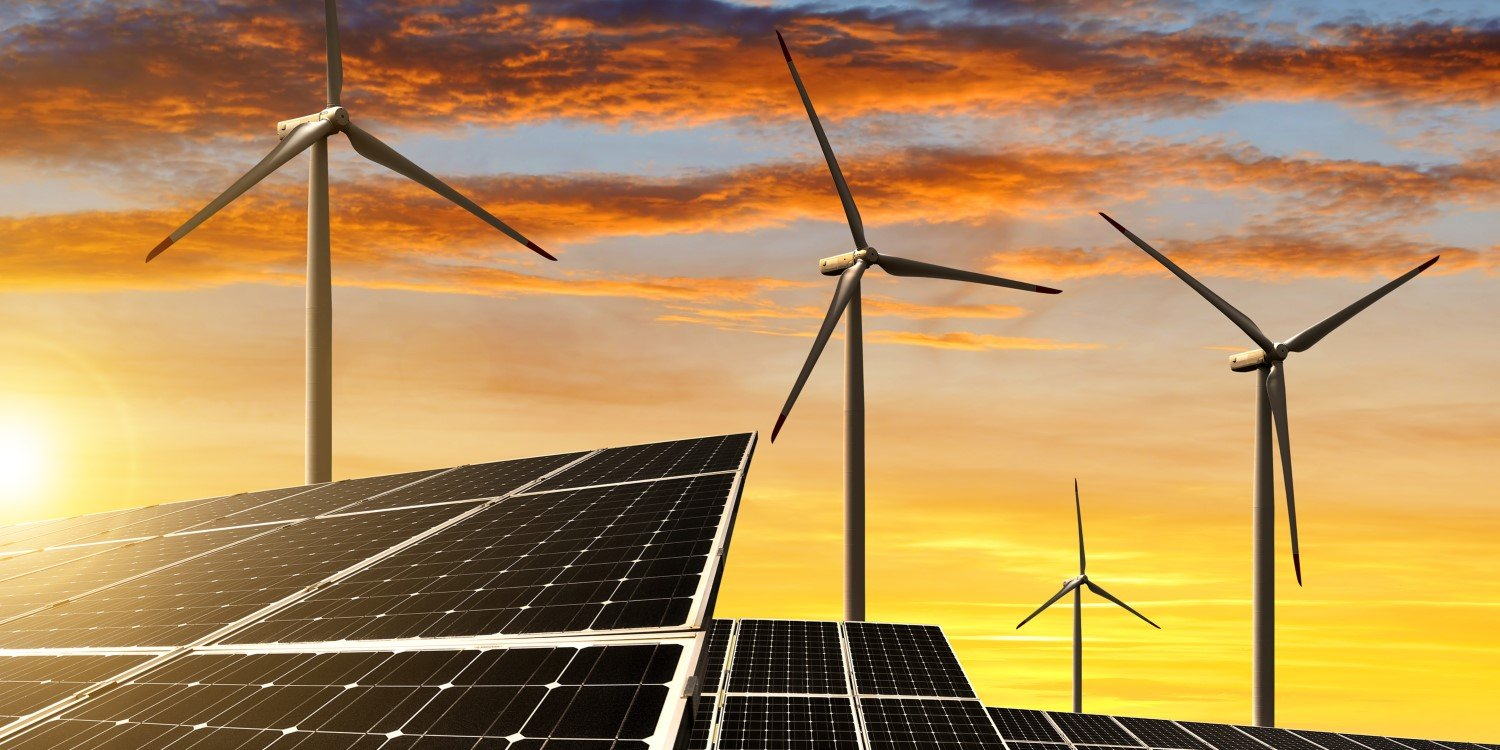 Fossil Fuel Alternatives Three Renewable Options