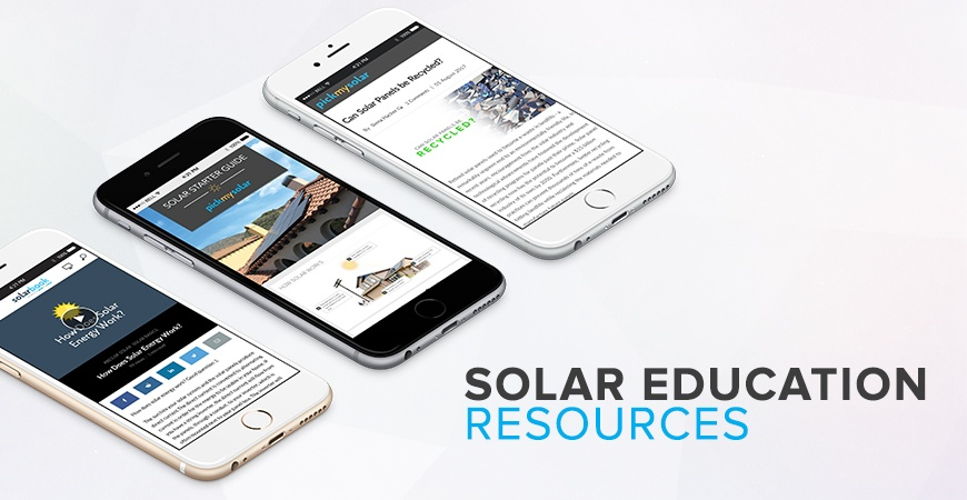 Pick My Solar's Top Solar Education Resources